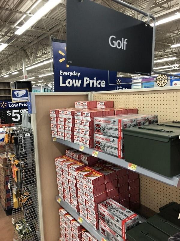 Golf Bullets