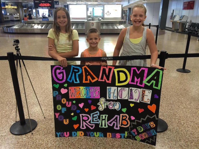 Grandma Tried