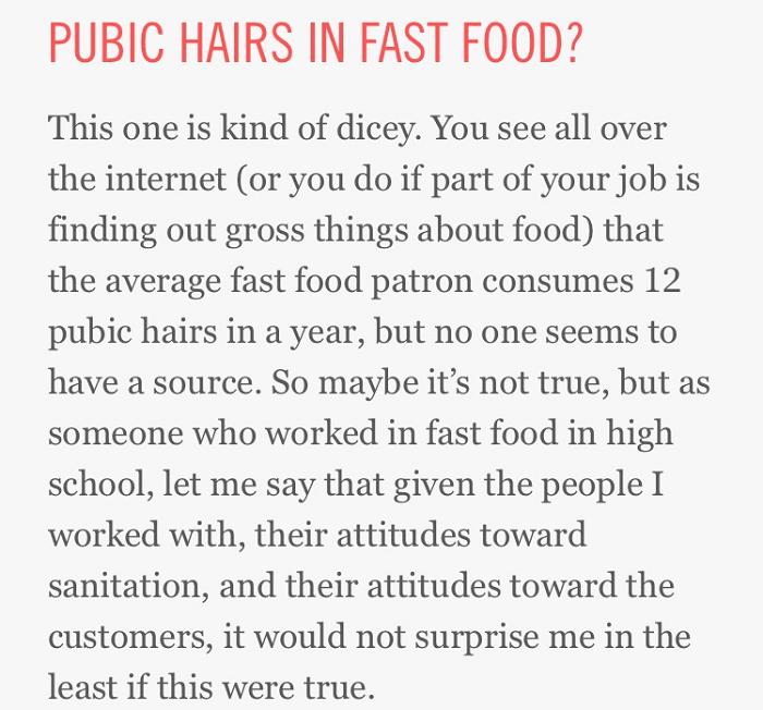 Hairy Service