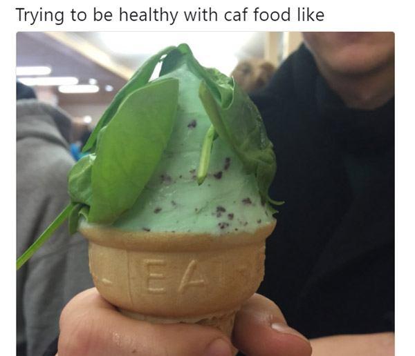 Health Fails Ice Cream