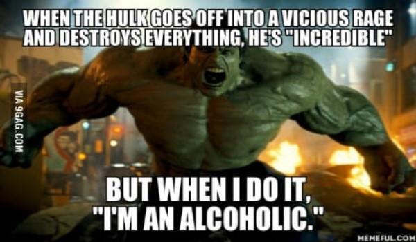 Incredible Drunk
