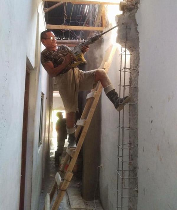Jacksaw Ladder