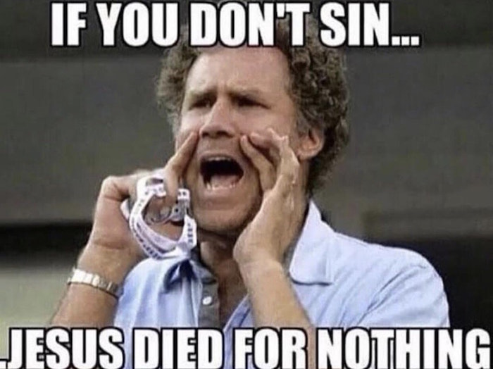 Jesus Died For Nothing