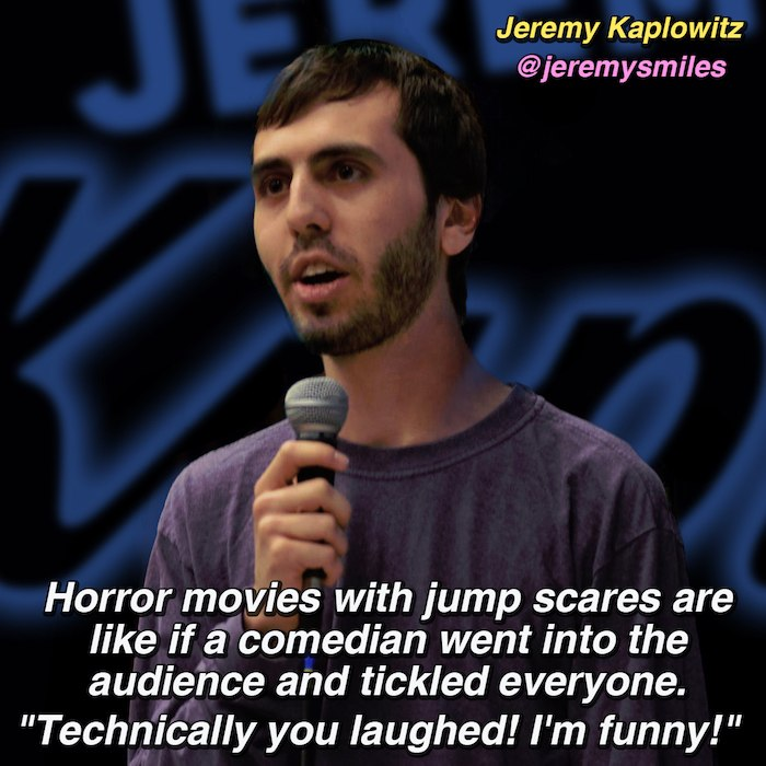 Jump Scares