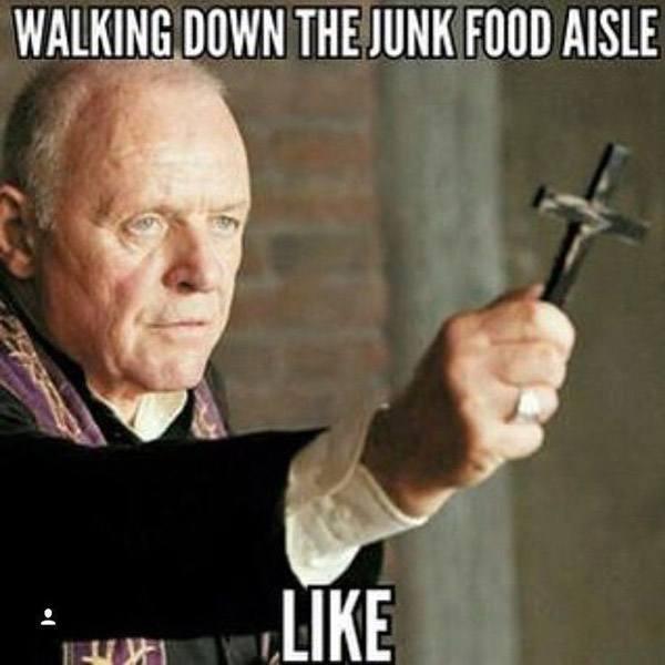 Junkfood Aisle