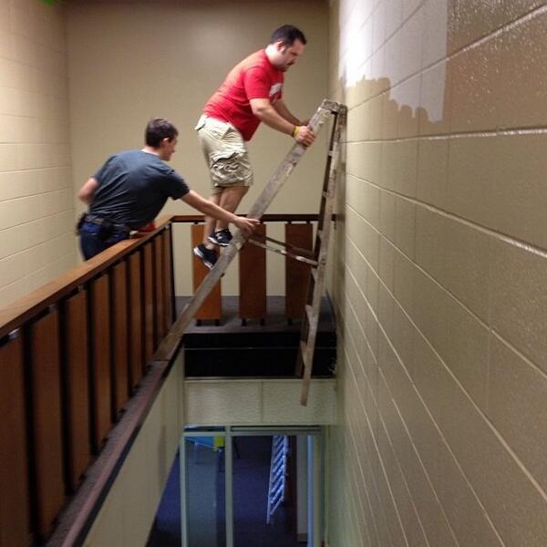 Ladder Idiots