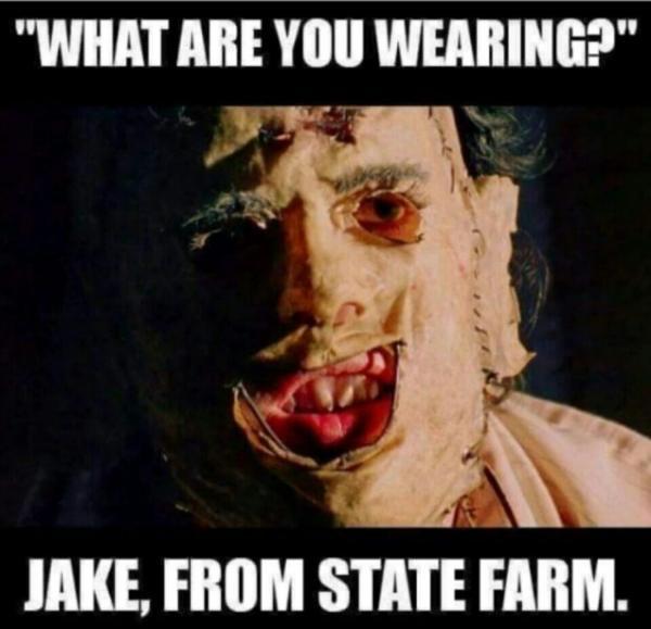 Leatherface State Farm