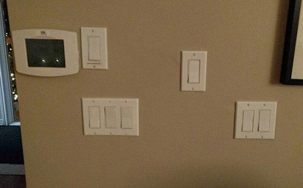 Fucked Up Light Switches