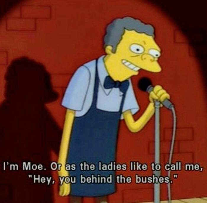 Moe Stand Up