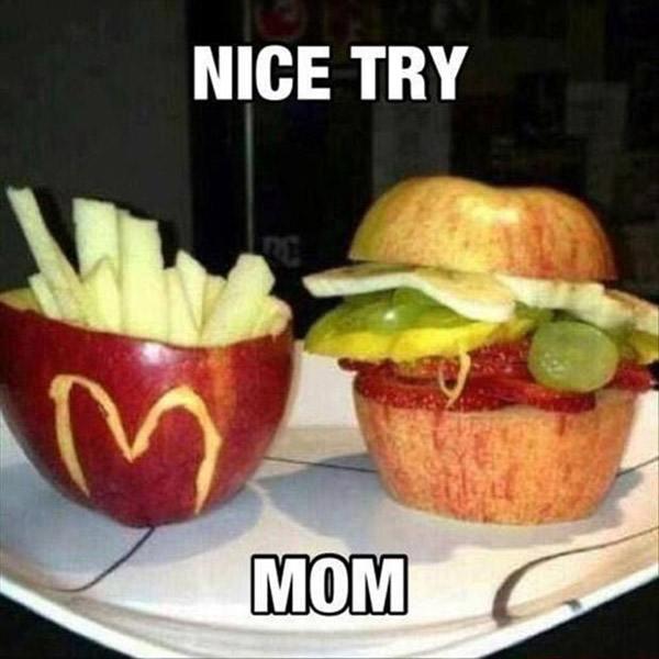 Mom Try