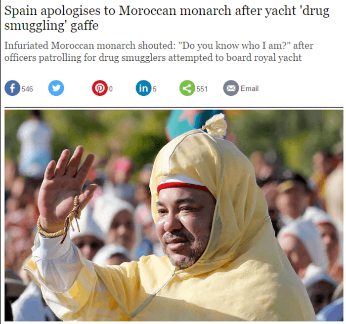 Moroccan Monarch