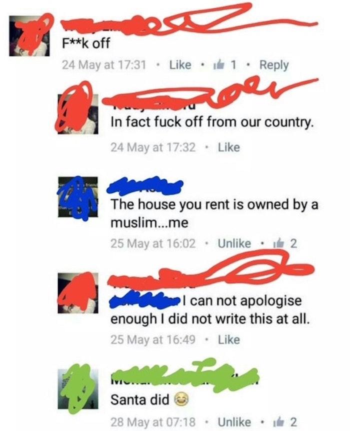 Muslim Landlord