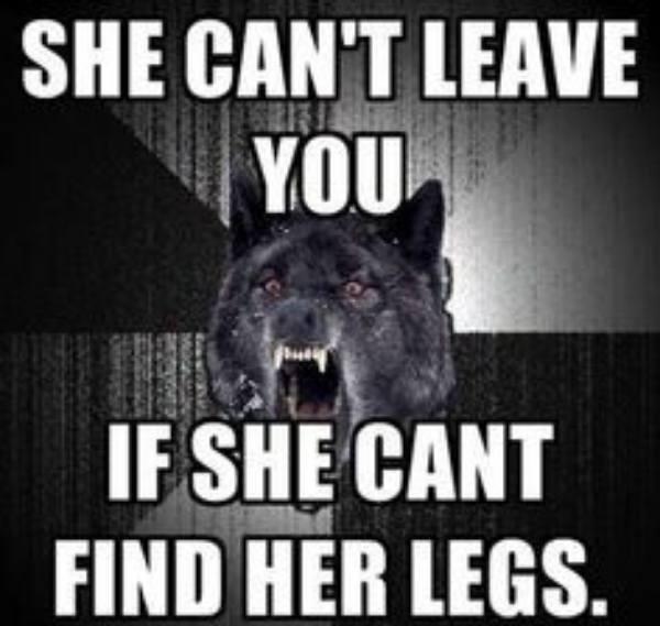 No Legs