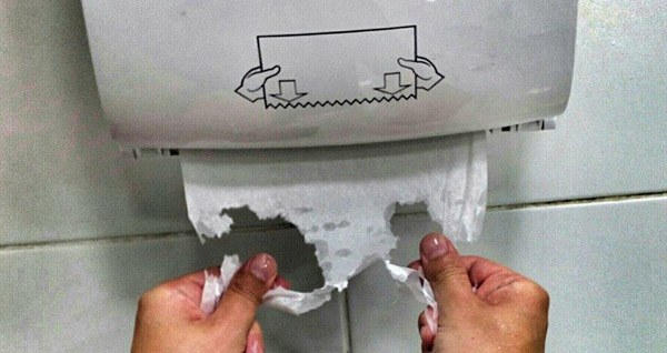 Paper Fail