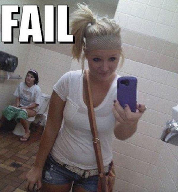 Peeing Background