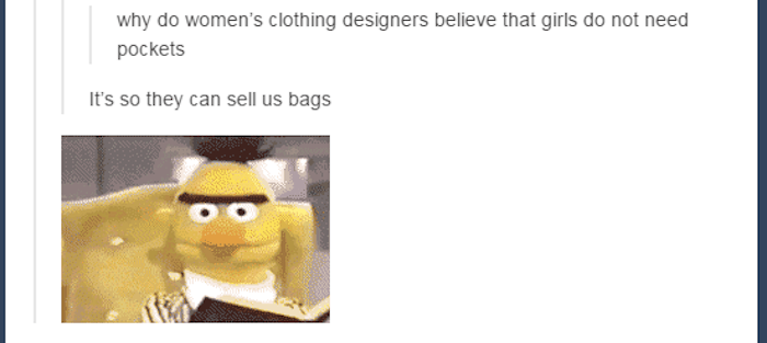 Pockets Bags