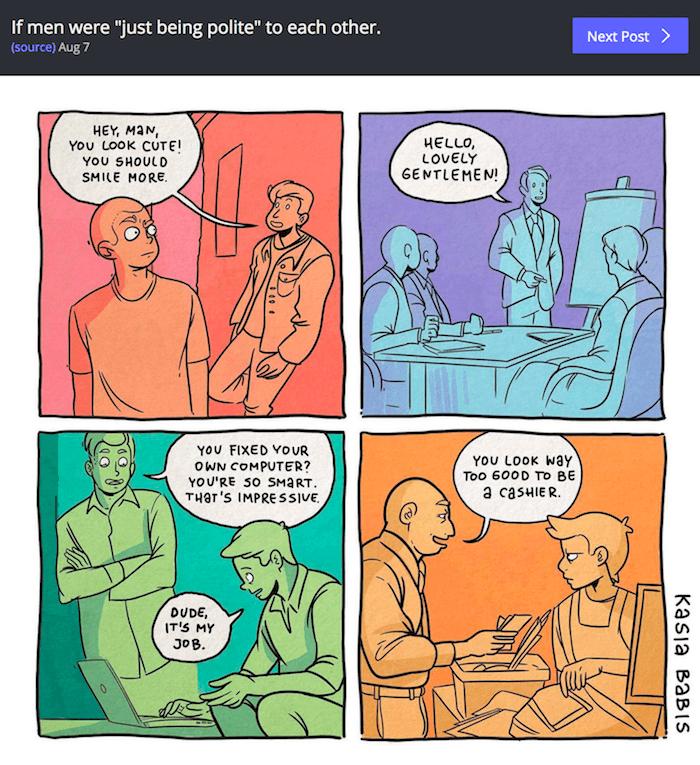 Polite Men