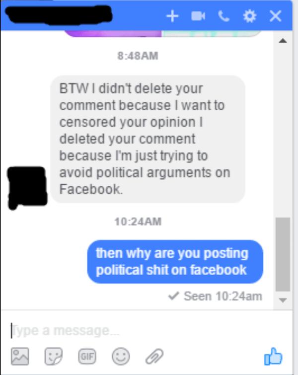 Political Arguments