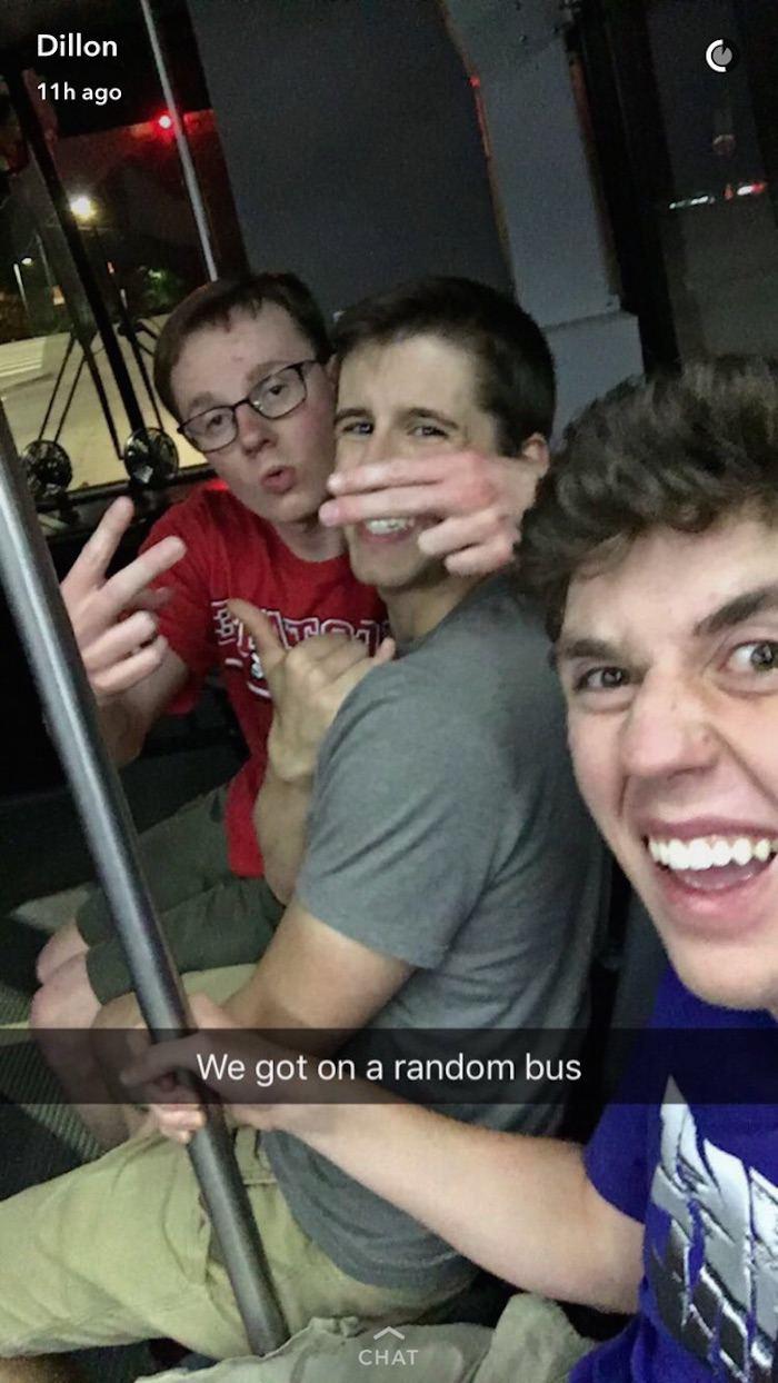 Random Bus