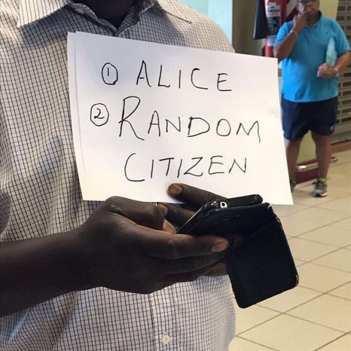 Random Citizen