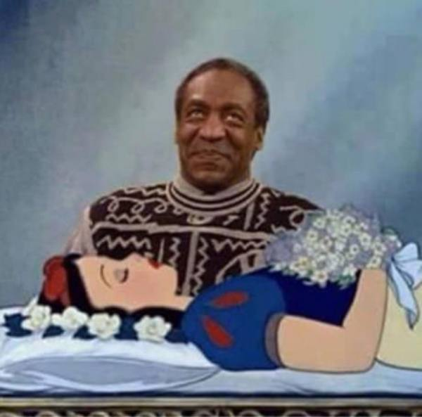 Snow White Cosby