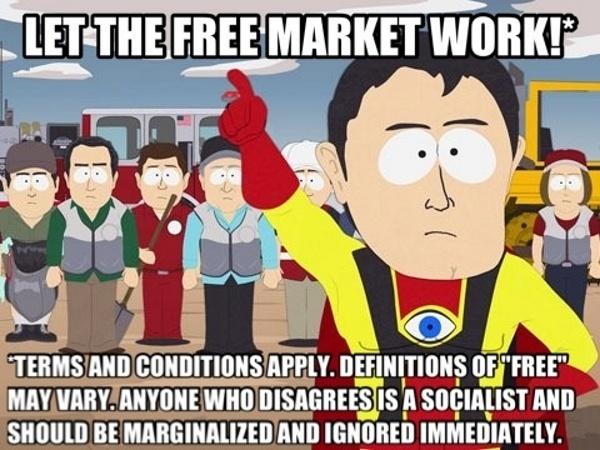 Southpark Free Market