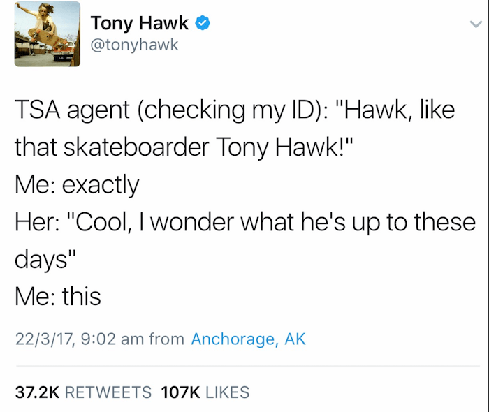 That Skateboarder