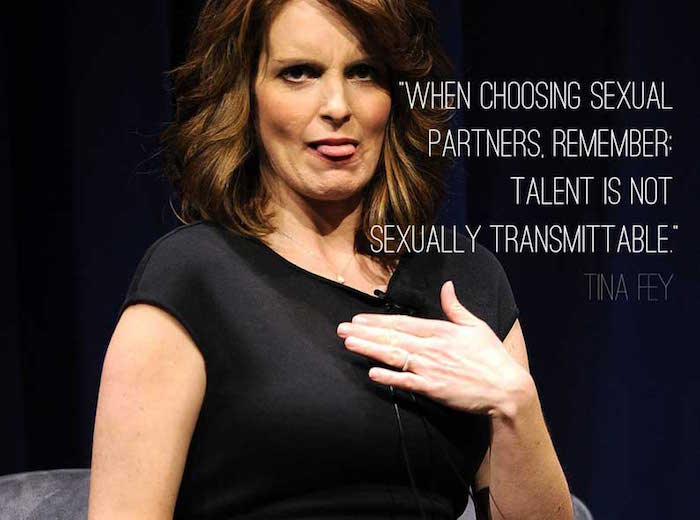 Tina Fey Stand Up