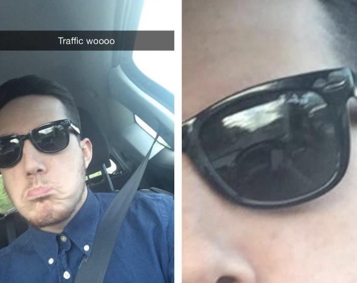 Traffic Sunglasses