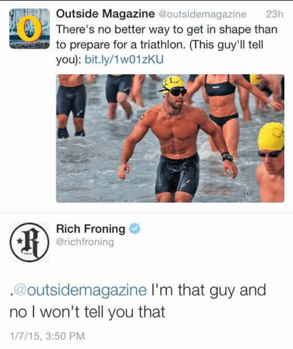 Triathlon Guy