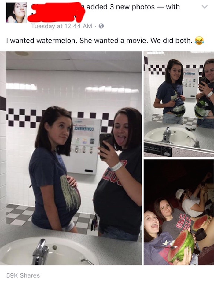 Watermelon Babies
