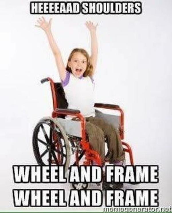 Wheel And Frame