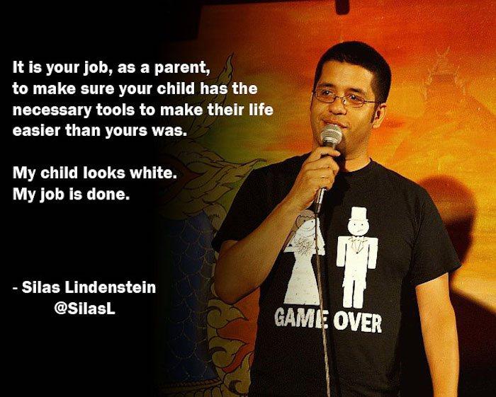 White Kid
