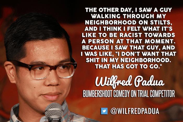 Wilfred Padua