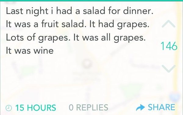 Wine Salad