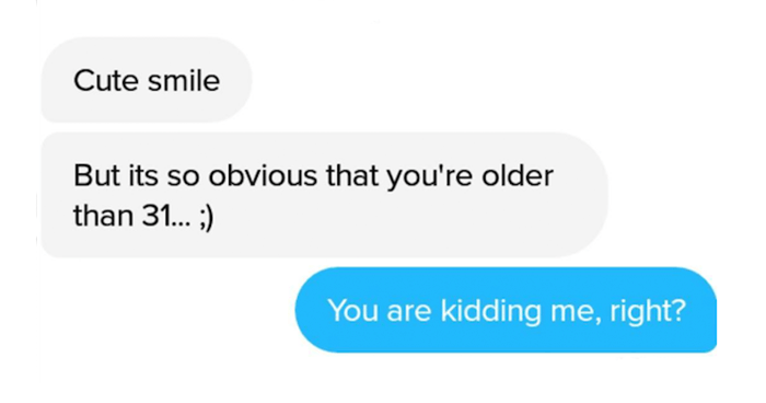 44 Terrible Dating App Messages From People We Hope Die Alone
