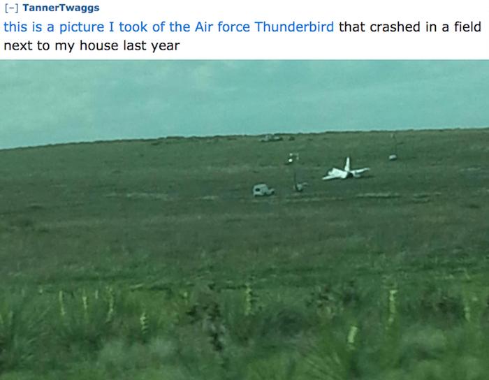 Air Force Thunderbird