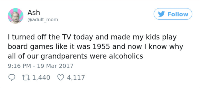 Alcoholic Grandparents