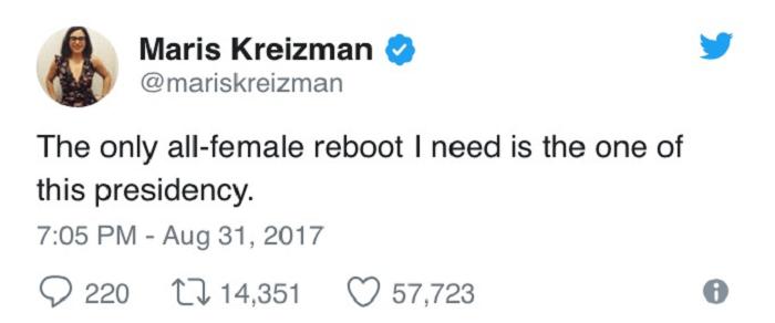 All Female Reboot
