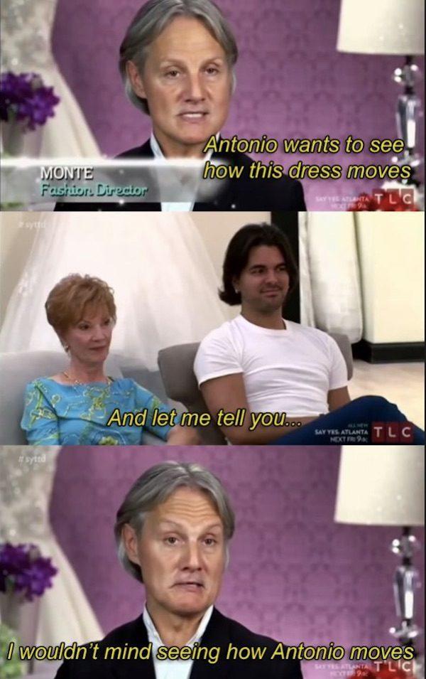 Antonio Say Yes To The Dress