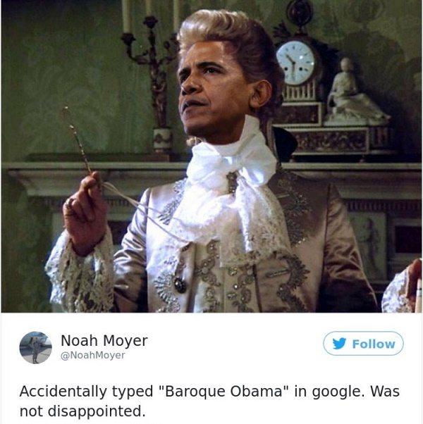 Baroque Obama