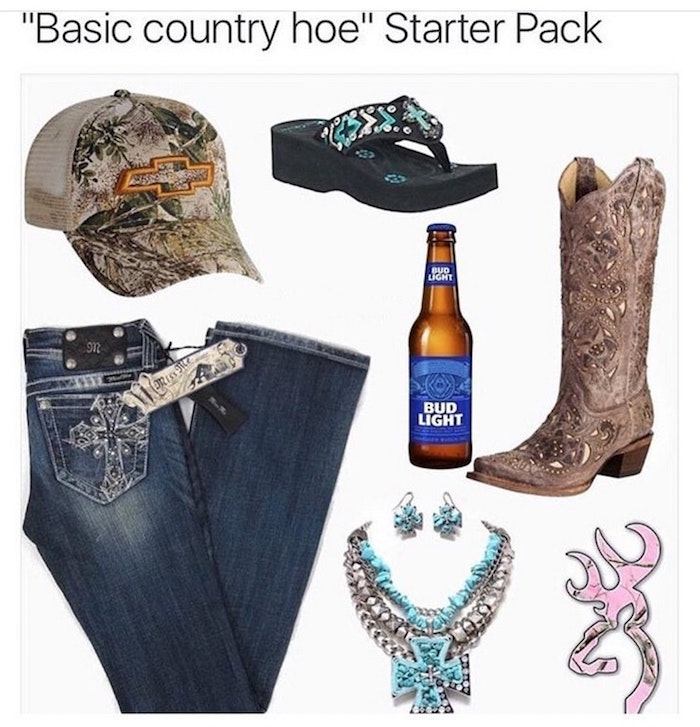 Basic Country Hoe