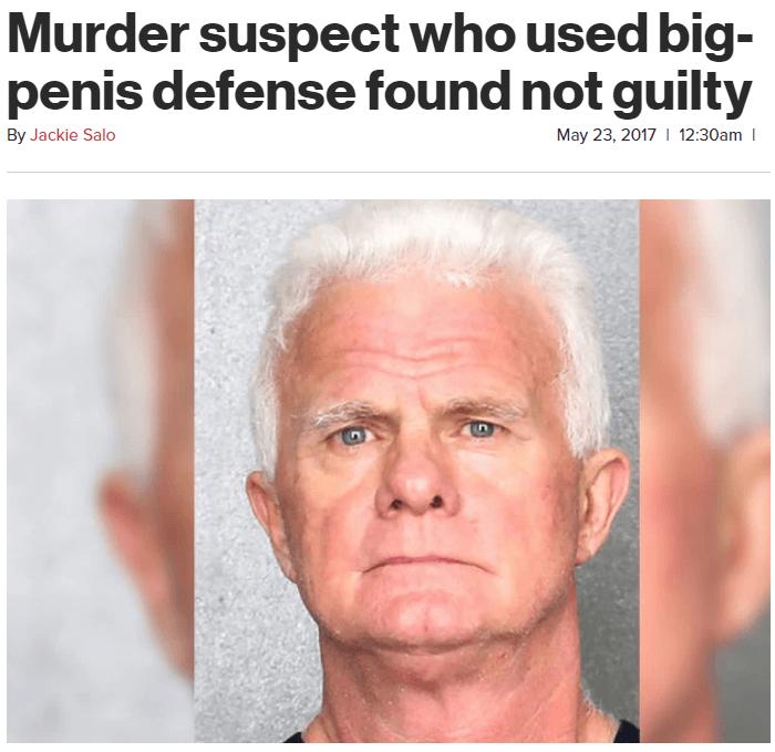 Big Penis Defense