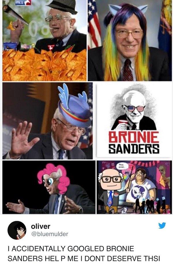 Bronie Sanders