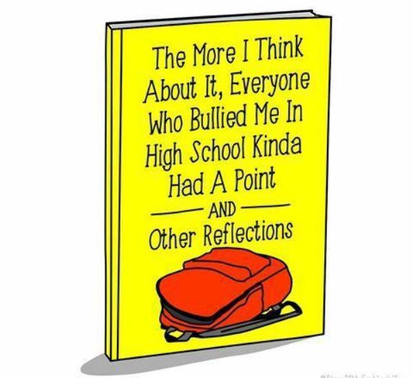 Bullies Had A Point