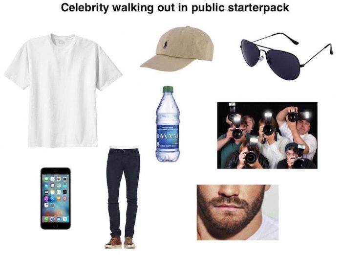 Celeb In Public