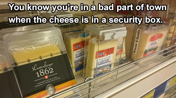 Cheese Security