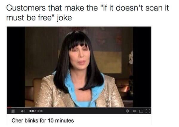 Cher Blink