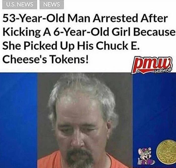Chuck E Cheese Funny News Headlines