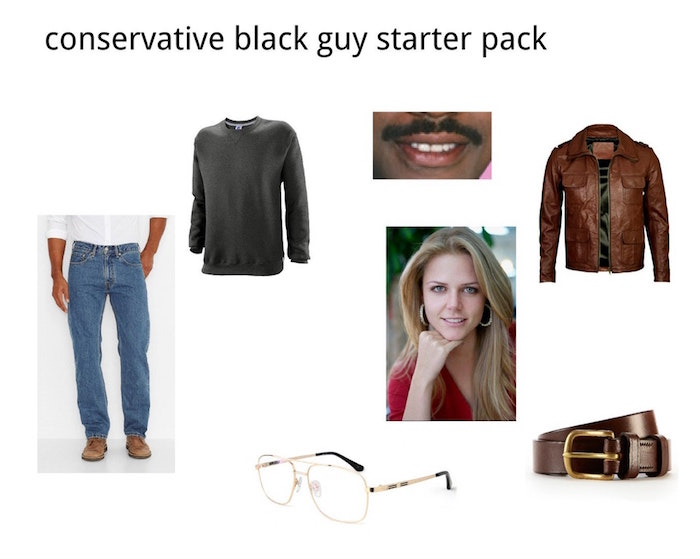 Conservative Black Guy